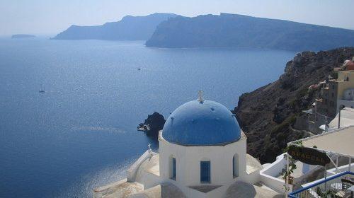 Øyer i Hellas