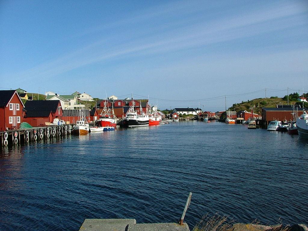 Hitra, Frøya og Fjellværøya