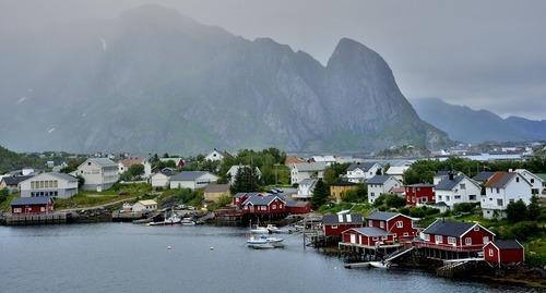 Spennende øyer i Norge